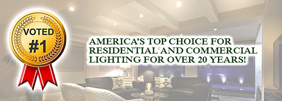 Voted #1 in Lighting