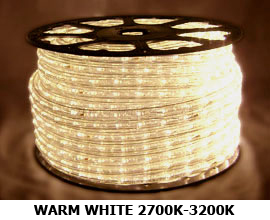 Led Rope Light 150 Foot Spool 120v